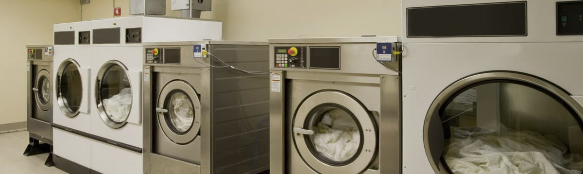 Commercial Laundry Equipment Installation, Service, Maintenance
