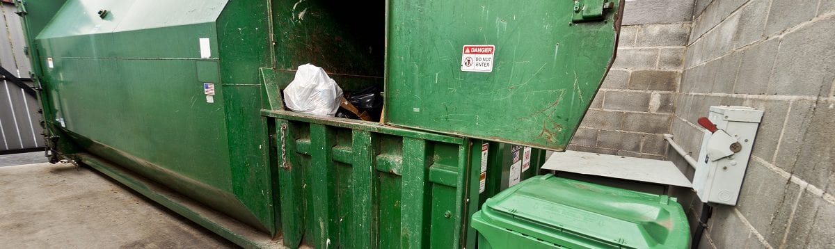 Trash Compactor Equipment Installation, Maintenance & Repair