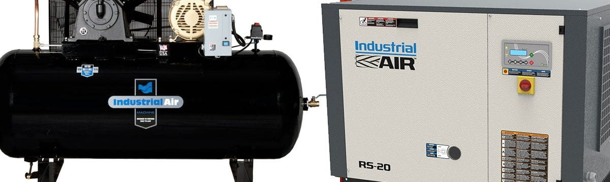 Industrial Air Air Compressors Sales & Warranty Repair/Maintenance